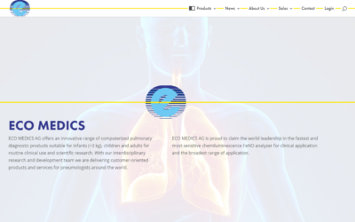 Welcome to our New ECO MEDICS Website