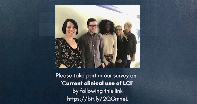 Survey: Current clinical use of LCI
